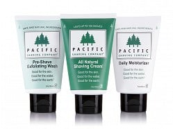 Pacific Shaving Company - All Natural Shaving