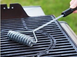 Brushtech - Double Helix Grill Brush