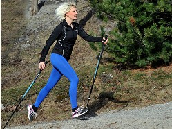 BungyPump - Fitness Walking Poles