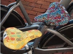 CitySeat - Bicycle Seat Cover