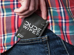 Dude Wipes - Flushable Wipes