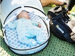 EquiptBaby - Baby Bag & Bassinet