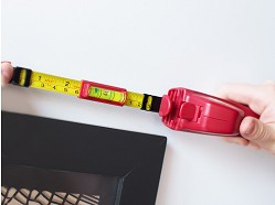 Hang-O-Matic - Handheld Ruler & Level