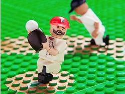 OYO Sports - Sport League Minifigurines