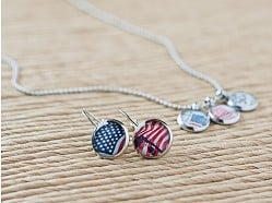 Postali - Authentic Stamp Jewelry