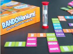 Randomonium - A Game of Random Thinking