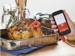 Range - Smart Kitchen Thermometer