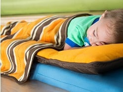 The Shrunks - Inflatable Nap Mat