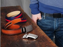 SlideBelts - Adjustable Ratchet Belts