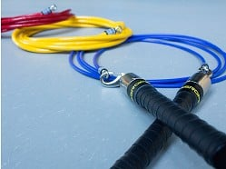 CrossRope - Weighted Jump Rope System