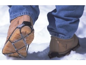 Yaktrax Traction Devices - Ice Cleats for Walking on Ice and Snow