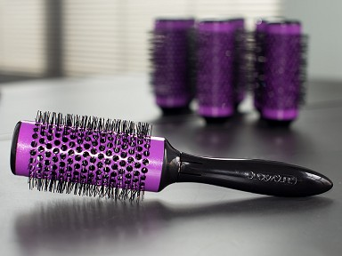 Click n Curl - Detachable Brush Set