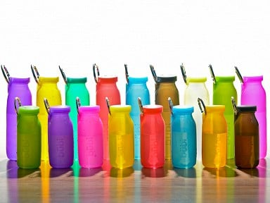 Bubi Bottle - Collapsible Water Bottle