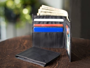 Allett - Thin & Flexible Wallets