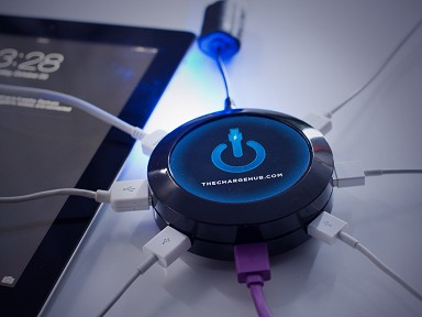 ChargeHub - Universal Charging Station
