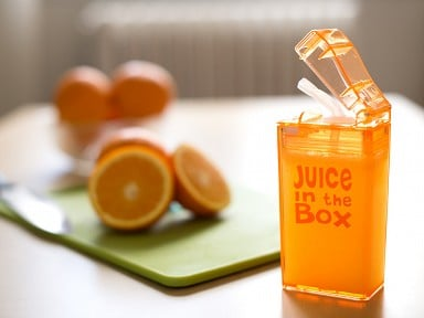 Juice in the Box - Reusable Drink Boxes