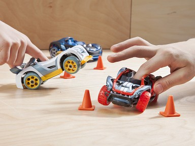 Modarri - Finger-Powered Cars