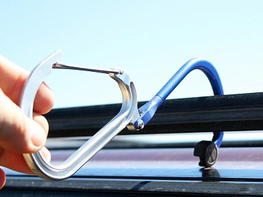The Qlipter - Carabiner Hook