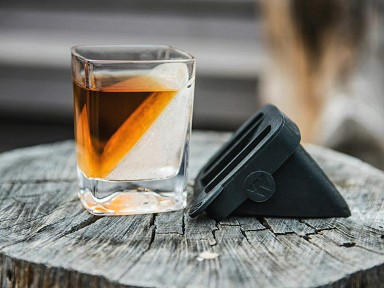 Whiskey Wedge - Innovative Bar Accessories