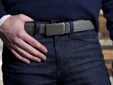 Mission Belt Co. - No Holes Belt