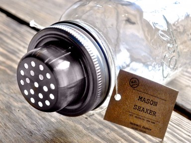 The Mason Shaker - Cocktail Shaker