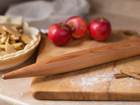 Vermont Rolling Pins: French - Walnut