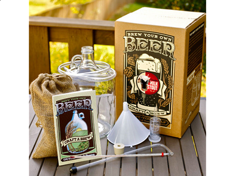 Craft a brew best beer making kit the grommet for Best craft beer kit