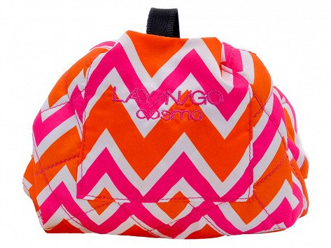 d8e99660cc Patterned Travel Cosmetic Bags by Lay-n-Go Cosmo - The Grommet ...