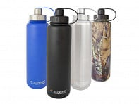 Eco Vessel: BIGFOOT TriMax Water Bottle - Case of 6