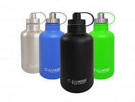 Eco Vessel: THE BOSS TriMax Insulated Growler Bottle - Case of 6