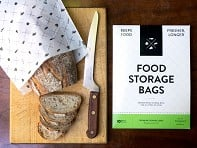 Food Storage Bags With Display - Case of 20