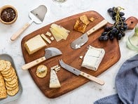 R. Murphy Knives: Cheese Knives Set of 4