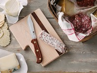 R. Murphy Knives: Murphy Travel Cutting Board and Knife Set