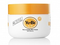 Yu-Be: Moisturizing Skin Cream Jar - Case of 6