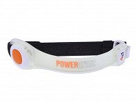 4id: PowerArmz Light Up Armband Orange - Sample