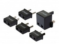 ChargeHub: International Travel Kit - X3/X5 - Case of 5