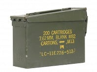 Duke Cannon: Ammo Can Gift Set - Case of 4