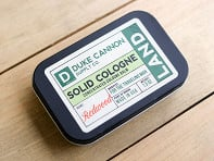Duke Cannon: Solid Cologne - Case of 6