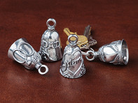 Guardian® Bells: Pewter Good Luck Bells - Sample