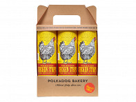 Polkadog Bakery: Party Fowl - 3 Pack - Case of 2