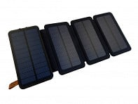 SunJack: 5W Solar Charger + Powerbank Flashlight - Case of 14