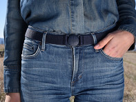 Jelt: Denim Blue Belt