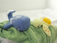 SoapSox: Plush Animal Washcloths - Sample