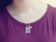 Animal Rescue Necklace
