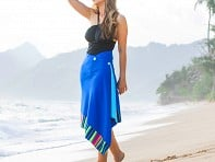 Simple Sarongs: Microfiber Sarong & Towel Cover-Up