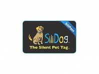 SiliDog: The Silent Pet Tag Refill Pack - Case of 12