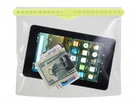 Lewis N. Clark: WaterSeals™ Magnetic Waterproof Mini Tablet Pouch