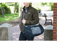 Lewis N. Clark: Packable Duffel with Neoprene Zip Pouch
