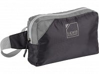 Packable Slashpack with Neoprene Zip Pouch