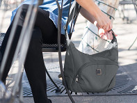 Secura™ Anti-Theft Messenger Bag
